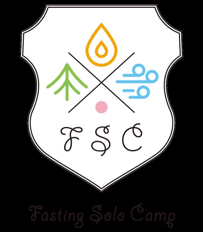 郡上八幡自然園ファスティングソロキャンプ-ロゴ