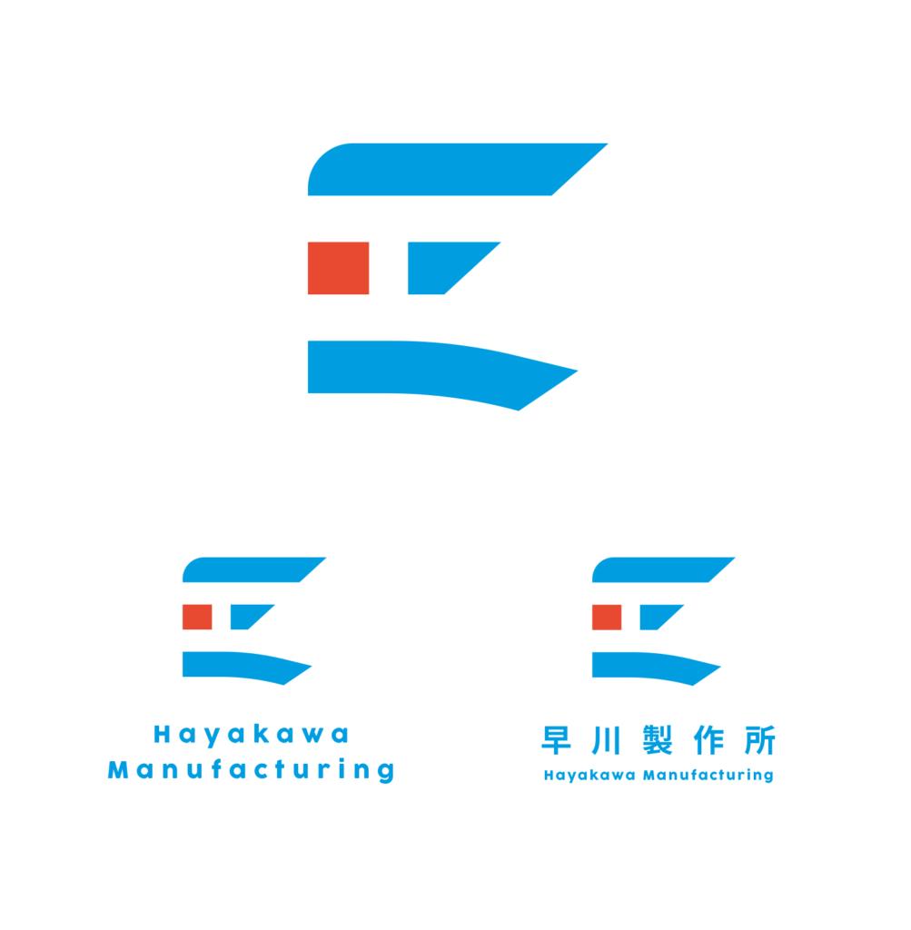 早川製作所様ロゴマーク01